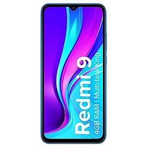 Redmi 9 (Sporty Orange, 4GB RAM, 64GB Storage) | 2.3GHz Mediatek Helio G35 Octa core Processor