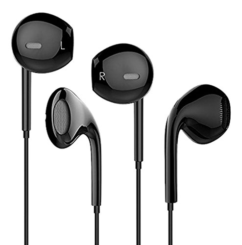 8ade64dd804 We Analyzed 2,034 Reviews To Find THE BEST Black Earphones For Iphone 7