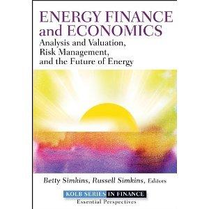 energy finance simkins - 2