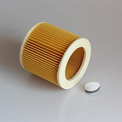 Replacement Filter For Karcher A/WD Series Portable Vacuum Cleaner Filter Element Durable Cleaning Appliance Parts Filtro de...