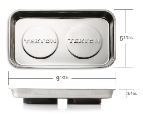 TEKTON-1903-Rectangle-Magnetic-Parts-Tray