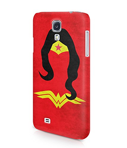Wonder Women DC Comics Plastic Snap-On Case Cover Shell For Samsung Galaxy S4