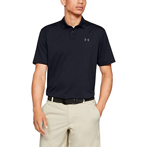 Performance Under Armour 2 Noir Homme 0 Chemise Polo 001 5a4fxra