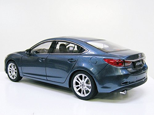 Paudi Model 1 18 Scale Mazda 6 Atenza Sedan 2014 Diecast