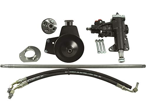 (Borgeson 999020 Power Steering Conversion)