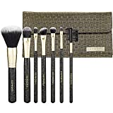 Sephora Collection 8-Piece Deluxe Antibacterial Brush Set $145.00 Value, NEW!
