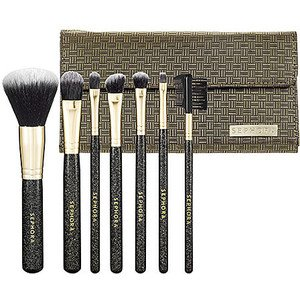 Sephora Collection 8-Piece Deluxe Antibacterial Brush Set $145.00 Value, NEW! by SEPHORA COLLECTION