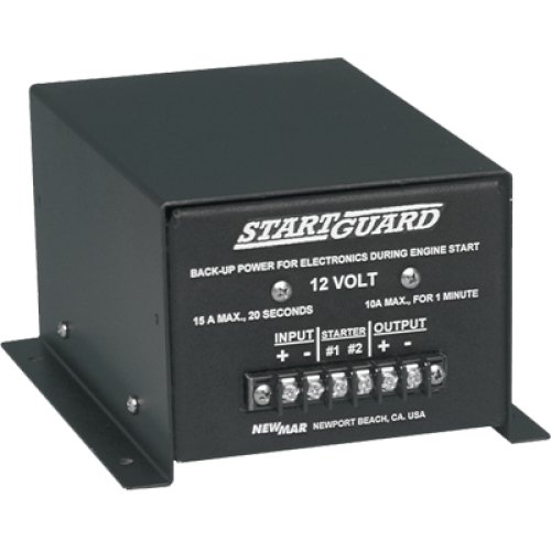 NEWMAR Start Guard 12 Volt 20 Amp [NMR-NS-12-20] (Newmar Battery Power)