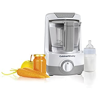 Cuisinart BFM-1000C 2-In-1 Baby Food Maker and Bottle Warmer (B00BT7T2K2) | Amazon price tracker / tracking, Amazon price history charts, Amazon price watches, Amazon price drop alerts