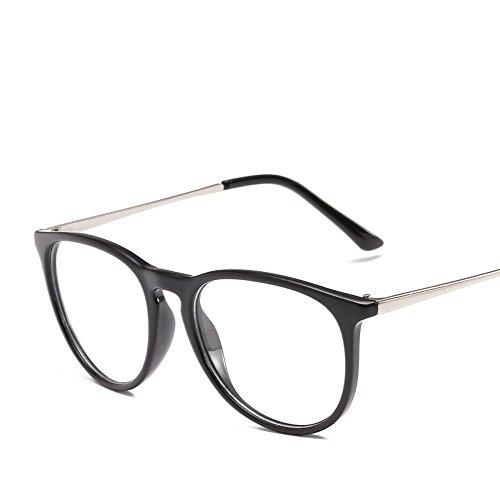 gafas de de tendencia Señoras E gafas marco retros de copas hombres las señores de sol United la Europa miopía el y las Estados sol de y Aoligei los de con anwxBqnC