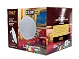 "NEW PYLE PDIC81RD 8"" 1000W Round Wall And Ceiling"
