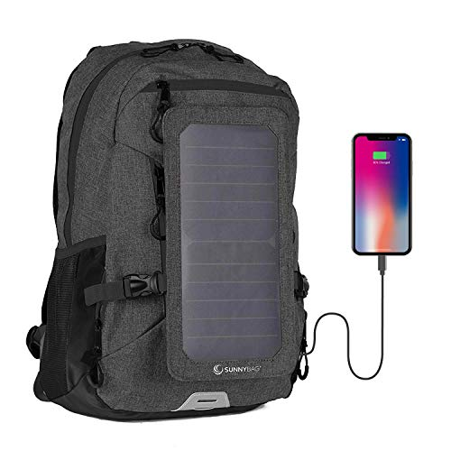 SUNNYBAG Explorer+ Solar Backpack Charger | World's Strongest Water Resistant