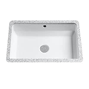 Toto Lt156 01 Vernica Undermount Bathroom Sink