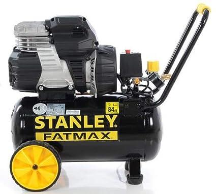 Compresor silenciado S244/24 8bar de L FatMax Stanley SU Mesa