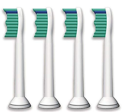 - Toothbrush Heads - 4pcs Lot Hx6014 Toothbrush Heads Clean Flexcare Healthy White Easy Proresult Sonicare R710 - Cleaning New Toddler Hx9331/43 Fit Travel Techege Hammer Replacements Hx5310