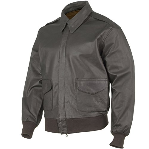 Cotton a2 Flight Jacket - 7