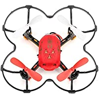 Owill GW008 Mini Multifunctional 2.4G 6 Axis RC Quadcopter Anti Locking Aircraft (Red)