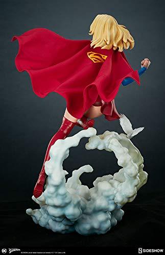 41sGFhKtl1L Sideshow DC Comics Supergirl Premium Format Figure Statue by Stanley 'Artgerm' Lau