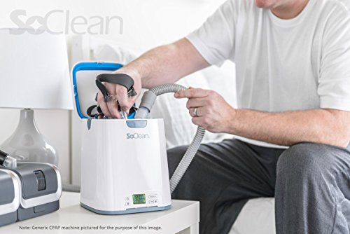 SoClean 2 + Transcend & Z1 Adapter (SoClean 2 CPAP Cleaner and Sanitizer Bundle with Free Adapter) by SoClean (Image #6)
