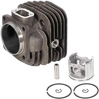 Amazon.com: Husqvarna 272, 272 X P Pistón y cilindro kit ...