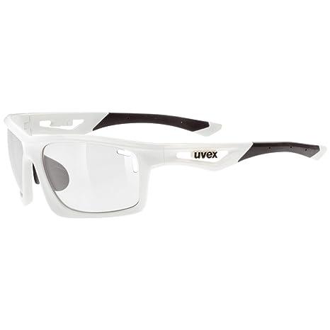 Uvex Sunsation Occhiali sportivi Bianco/Nero nfACQUU0