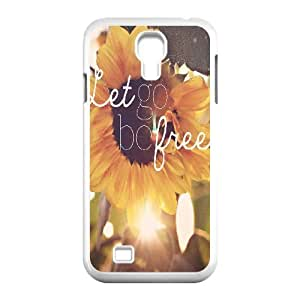 Be Free Customized Cover Case for SamSung Galaxy S4 I9500,custom phone case ygtg579947