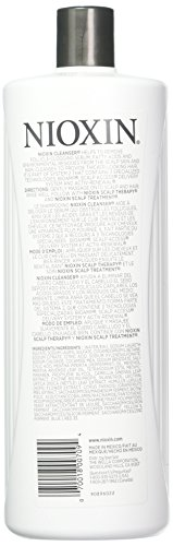 Nioxin Cleanser, System 2 (Fine/Noticeably Thinning )shampooing, 33.8 Ounce by Nioxin (Image #2)