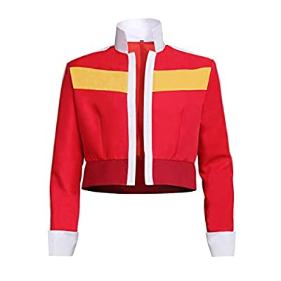 CosplayDiy Men's Jacket for Keith Cosplay