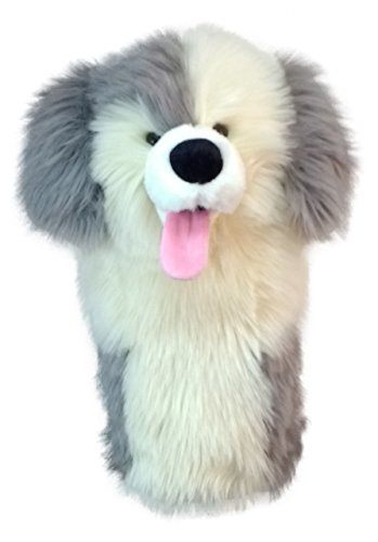 - Oversized Rescue Dog Golf Head Cover