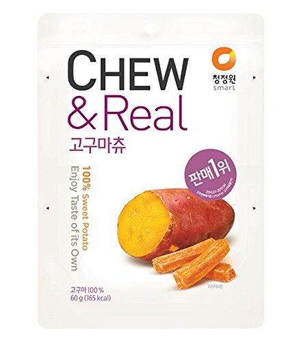 Chung Jung One Chew & Real Sweet Potato (15 Pack) by DAESANG