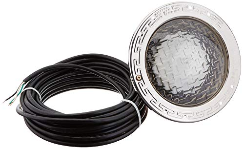 Pentair 78448100 Amerlite Underwater Incandescent Pool Light with Stainless Steel Face Ring, 120 Volt, 50 Foot Cord, 400 Watt - Pool Amerlite