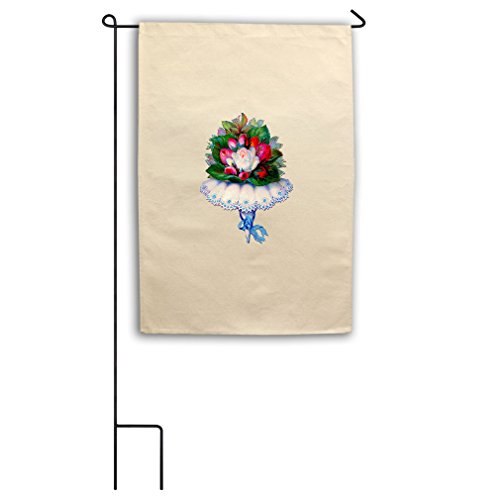 Style in Print Tussy Mussy Rose Vintage Look Canvas Yard ...