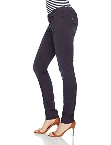 Para Pantalones S a m Garcia Garcia dark Mujer J 292 Azul Moon wqX1xBYU