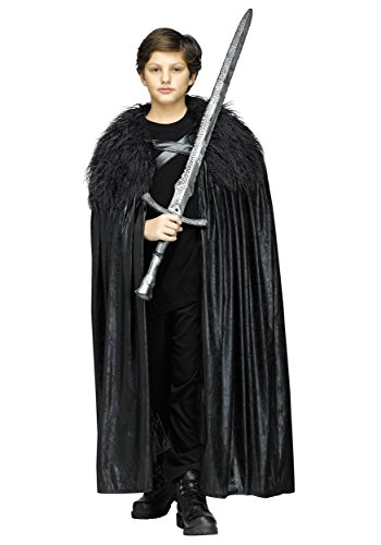 Winter Lord Boys Costume (Fun Halloween Games For 12 Year Olds)