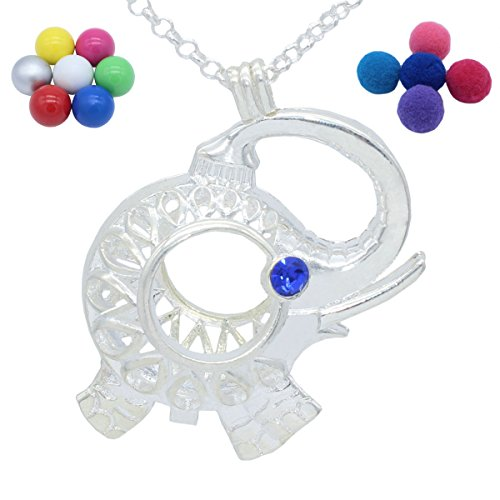 jingle-bell-crystal-elephant-locket-cage-perfume-essential-oil-aromatherapy-diffuser-necklace-charms
