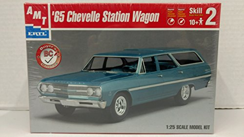 AMT #31219 1965 Chevelle Station Wagon R - 1965 Chevelle Wagon Shopping Results