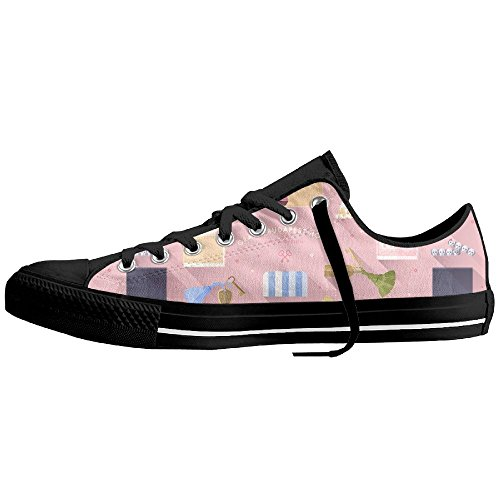 [Grand Budapest Hotel Low-Cut Canvas Shoes Unisex Sneaker-All Season Casual Trainers For Men And Women ColourName Sizekey] (All Costumes For God Of War 3)
