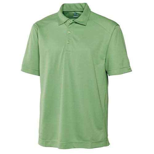 Cutter & Buck Solid Jacquard DryTec Polo