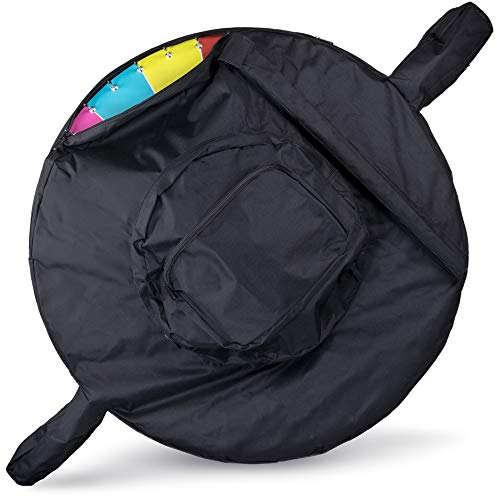 MM Deluxe 36 Inch Prize Wheel Heavy Duty Carrying Bag - Fits Most 36 Inch Wheels with Easels! by MM (Image #3)