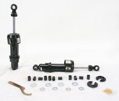 (Progressive 12 Series Shocks - Black 13.5 Inch - BMW R100 1983-1984 / R60/6 1974-1976 / R75/5 1973 / R75/6 1973-1976 / R75/7 1976-1977 / R80/7 1978-1984 / R90S 1973-1976)