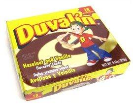 DUVALIN HAZELNUT and Vanilla sweet - Candy Duvalin Vanilla