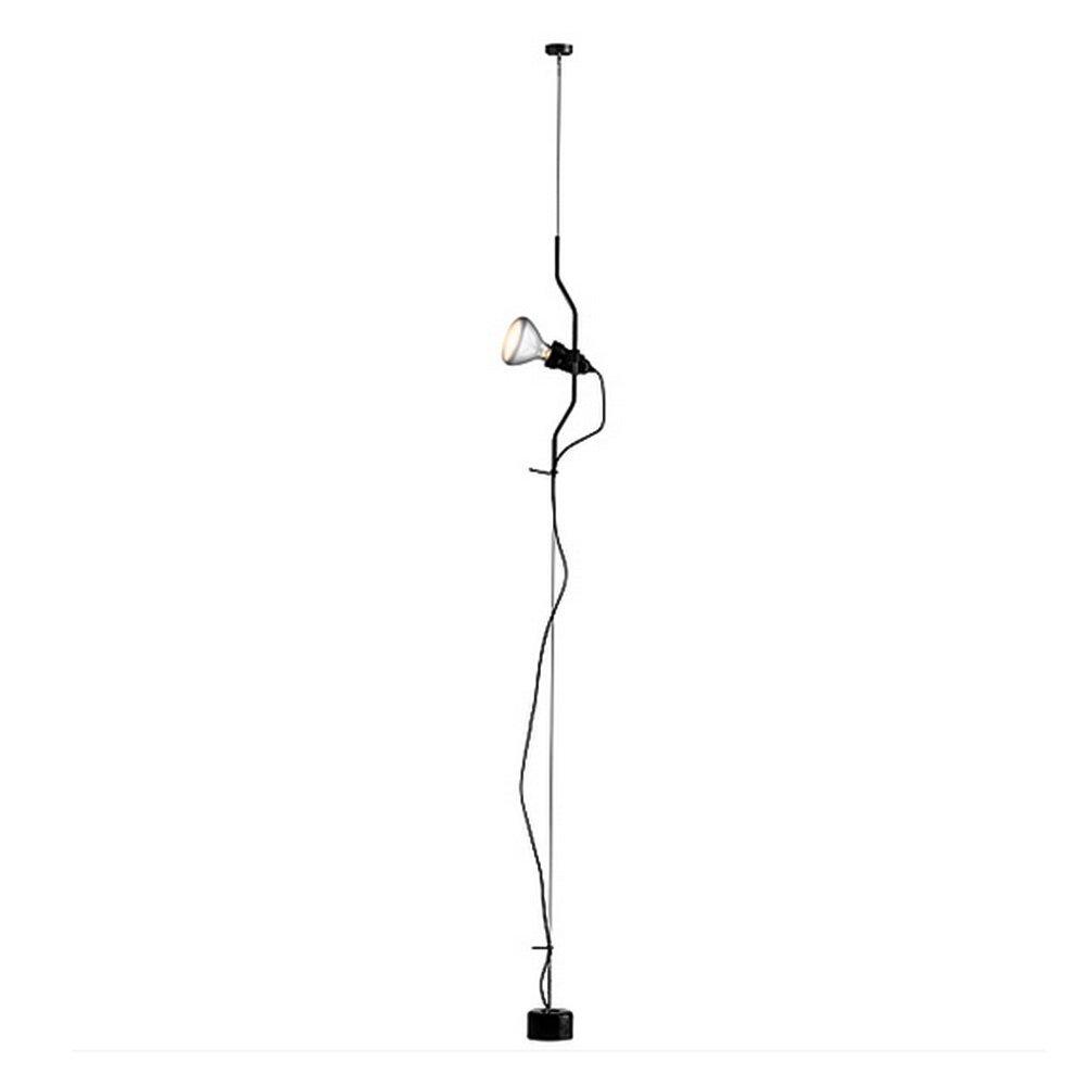 Flos L/ámpara con regulador E27 150/W Negro