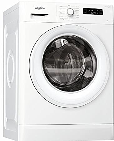 Whirlpool FWSF61253W IT Independiente Carga frontal 6kg 1200RPM A ...
