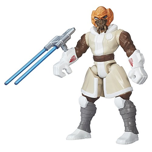 Star Wars Hero Mashers Plo Koon Figure - Star Wars Plo Koon