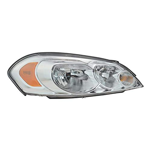 Headlight Headlamp Passenger Side Right RH for Chevy Impala Monte ()