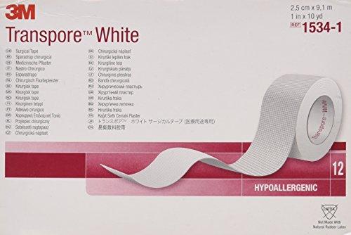 3m Transpore Surgical Tape Box - 8