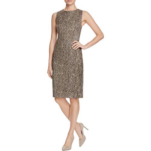 cheetah print casual dresses - 5