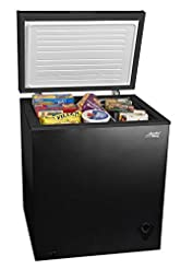 5cf Chest Freezer Deep 5 Cu Ft Compact D...