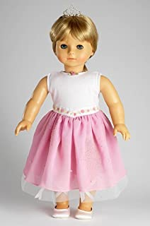 American Girl Maryellen Pretty Pink Dress NEW IN BOX Floral Princess Historical