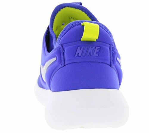 Nike Herren Roshe Two Laufschuhe Blau (Paramount Blau/ Wolf Grau/Weiß /Elektrolime)